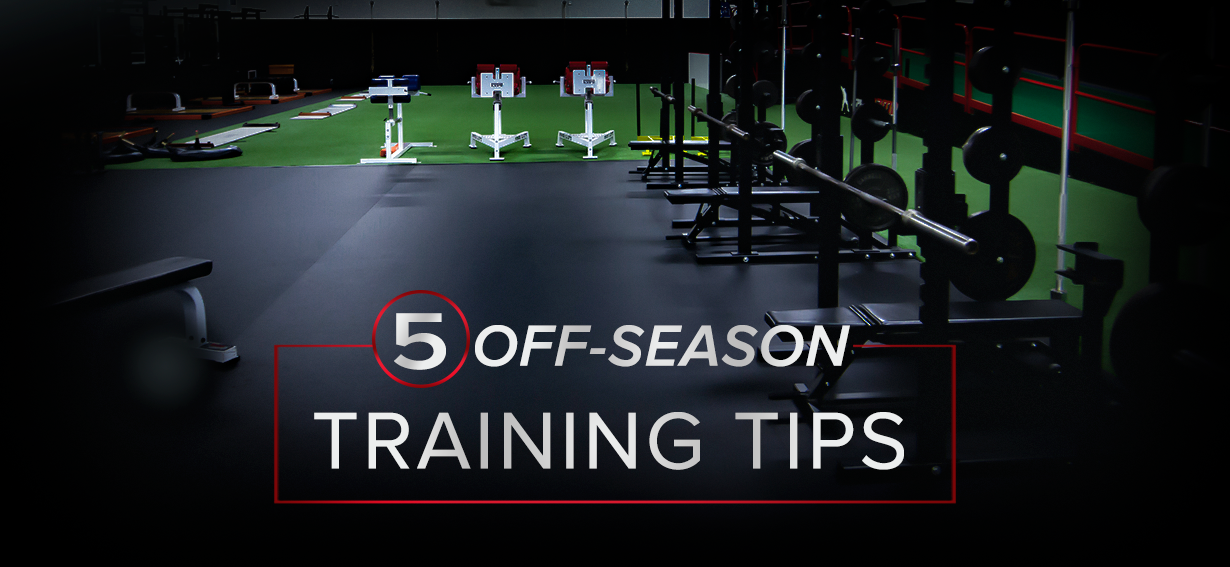 5 Off-Season Goalie Training Tips