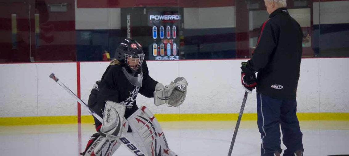2 Tips For Goaltenders New To The Position