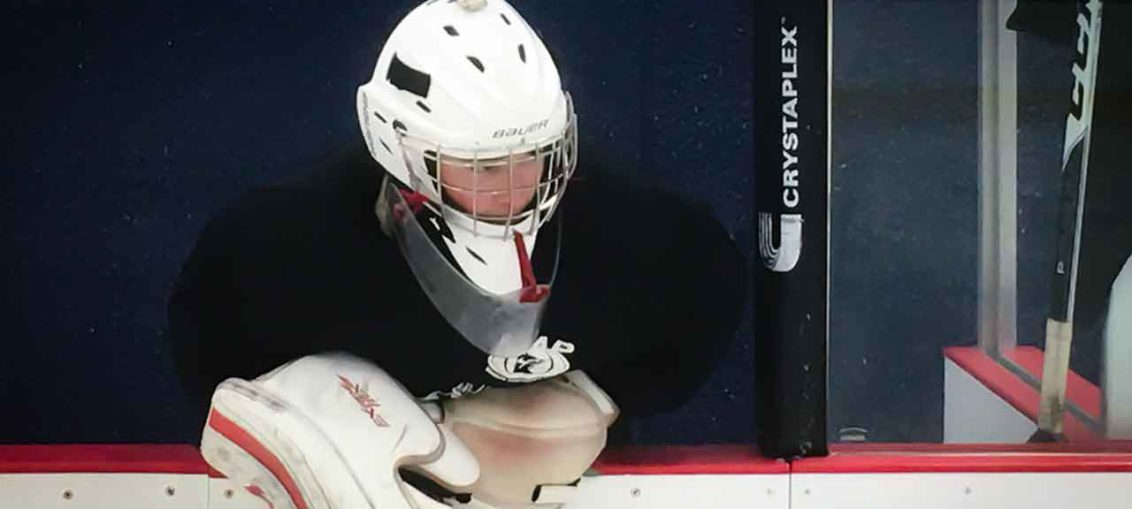 Keys to thriving as a back-up goaltender