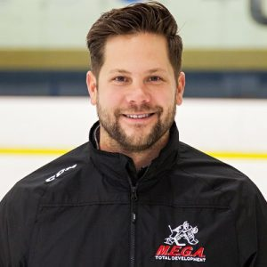 Justin Johnson-Mega Goaltending Founder