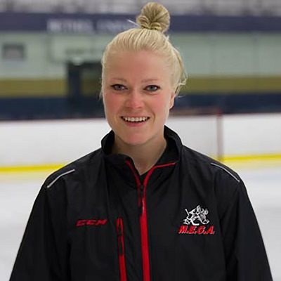 Noora Raty-Director of Goaltender Development- Girls